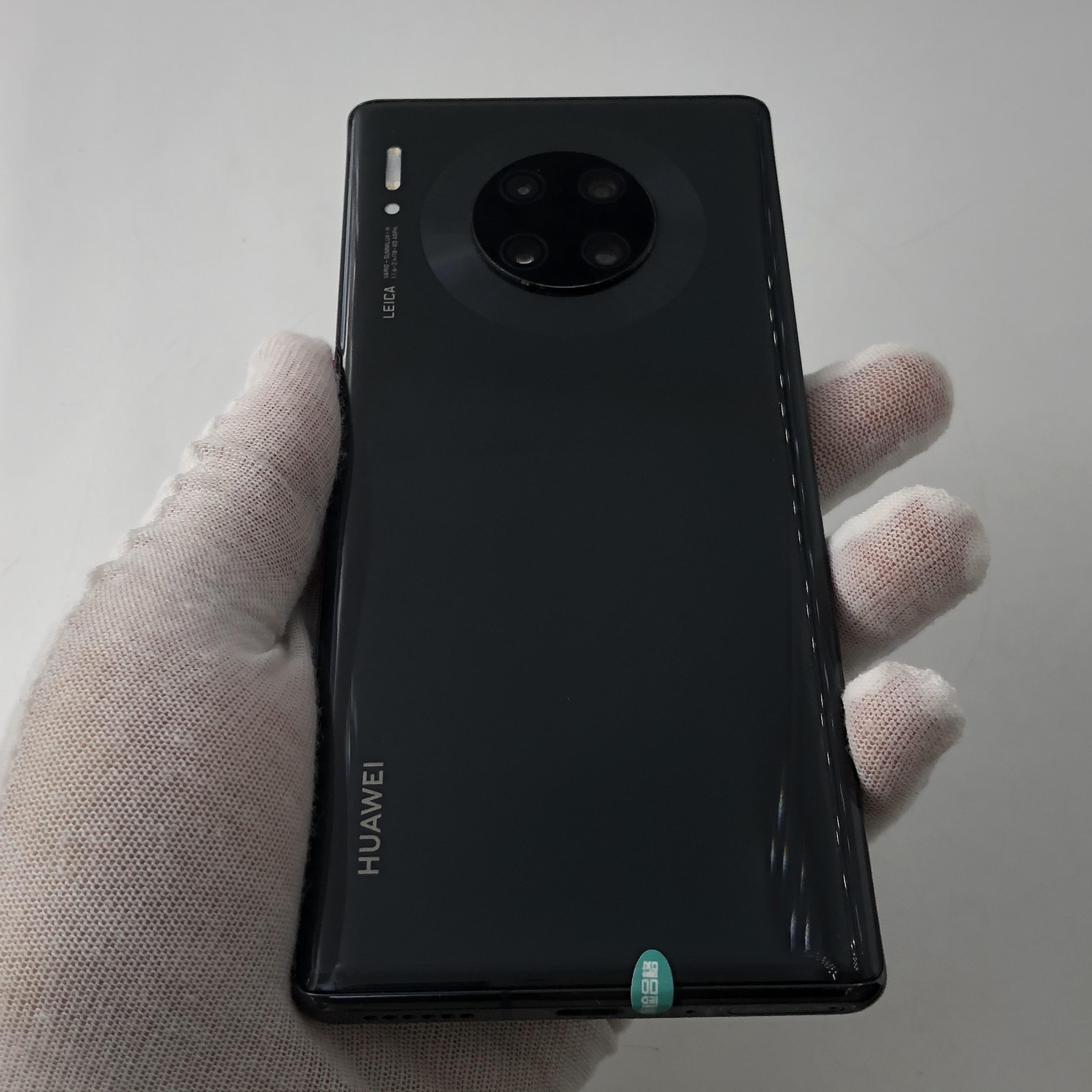 华为【Mate 30 Pro 5G】5G全网通 亮黑色 8G/256G 国行 9成新