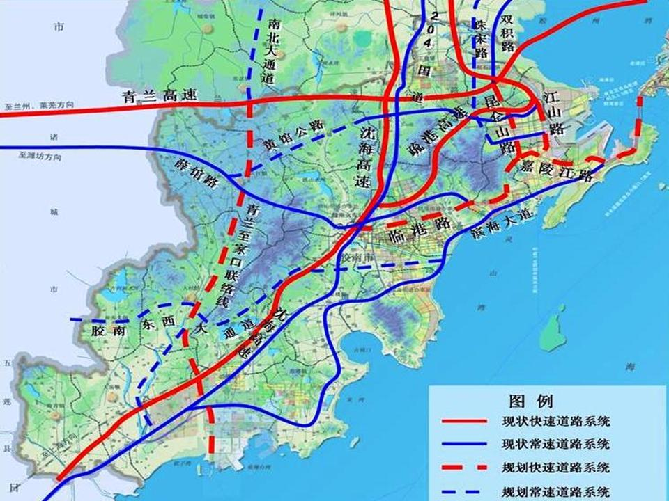 济青高速南线_青岛西海岸经济新区_360百科
