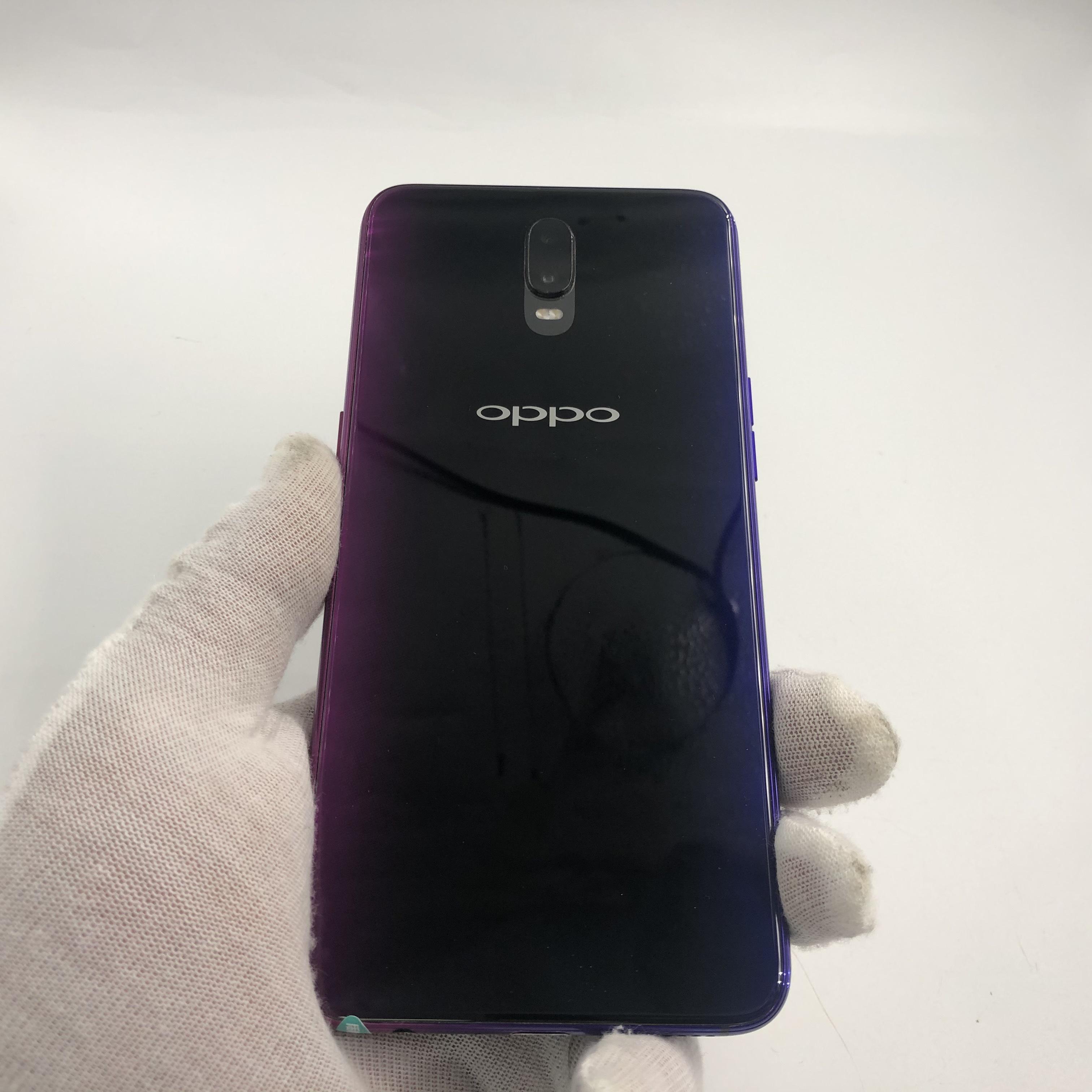 oppo【R17】4G全网通 紫色 6G/128G 国行 8成新