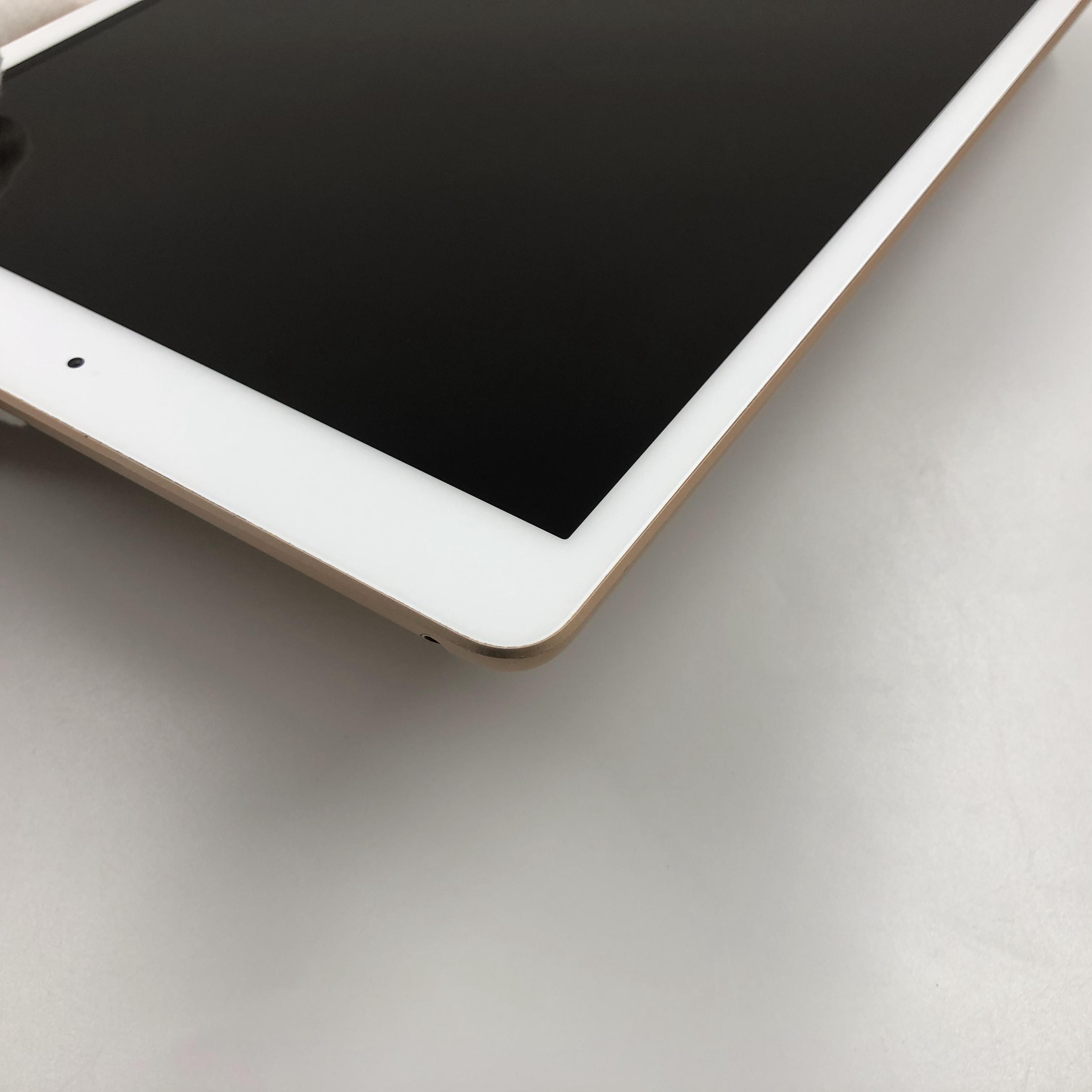 苹果【iPad 2019款10.2英寸】WIFI版 金色 32G 国行 95新 真机实拍