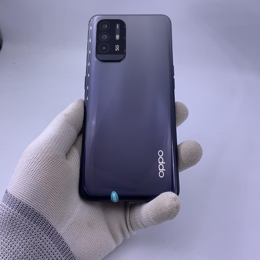 oppo【A95 5G】5G全网通 雅银 8G/256G 国行 99新