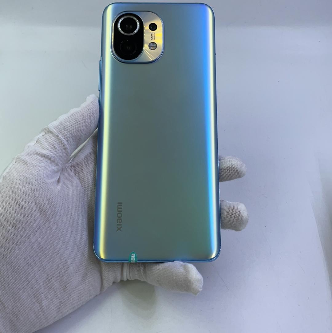 小米【小米11 5G】5G全网通 蓝色 8G/256G 国行 9成新