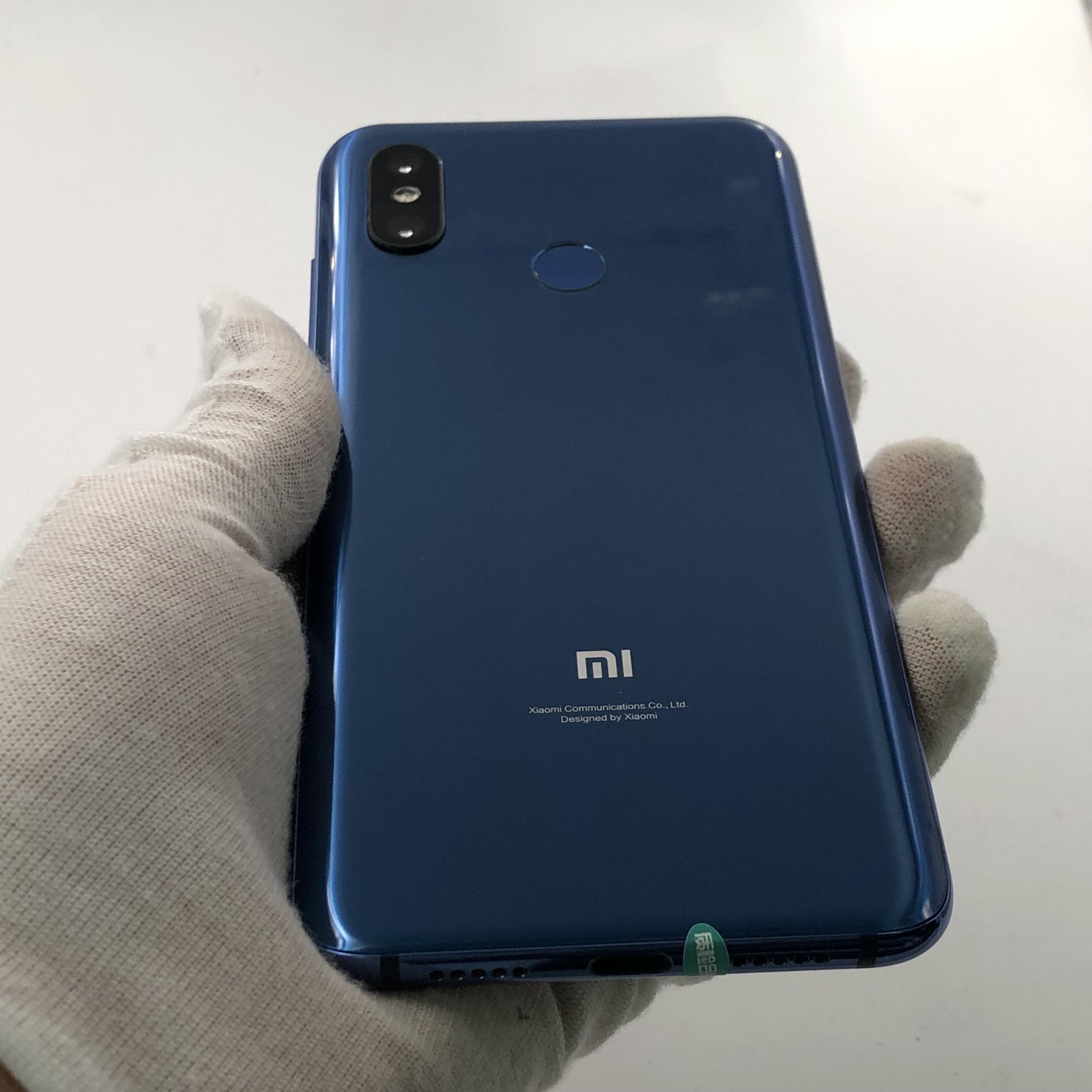 小米【小米8】4G全网通 蓝色 8G/128G 国行 95新