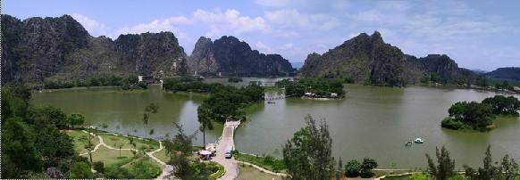 广西陆川珊罗_龙珠湖风景区_360百科