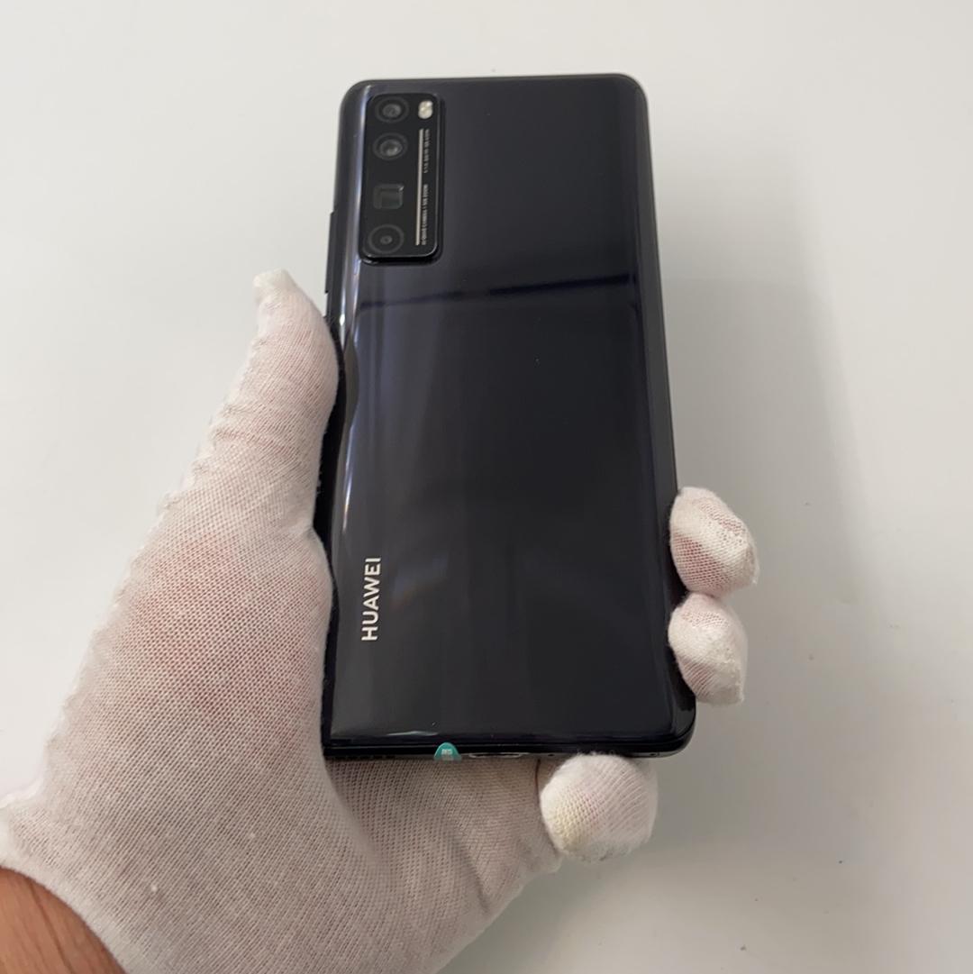 华为【nova 7 Pro 5G】5G全网通 亮黑色 8G/128G 国行 9成新