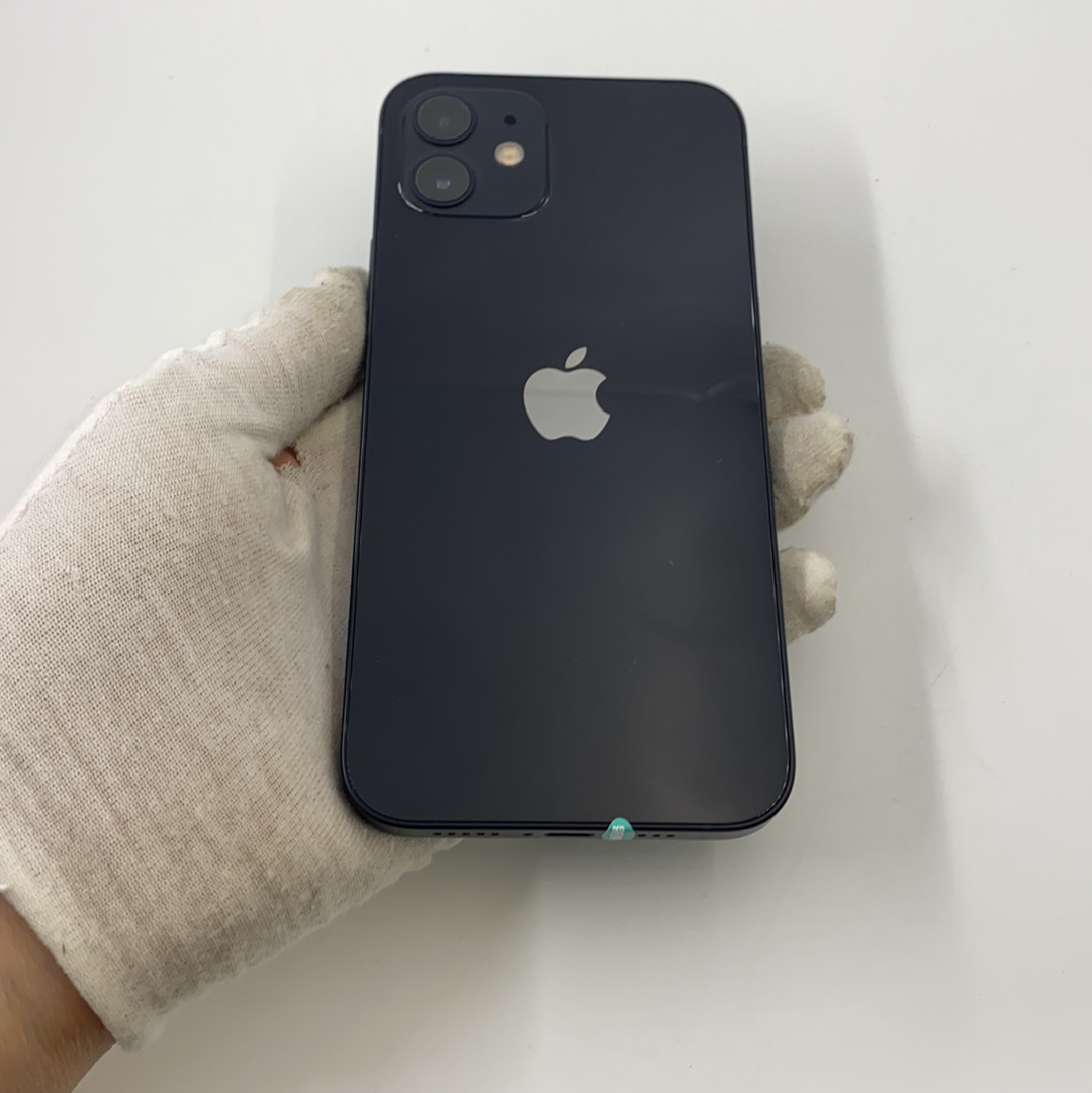 苹果【iPhone 12】5G全网通 黑色 256G 国行 95新